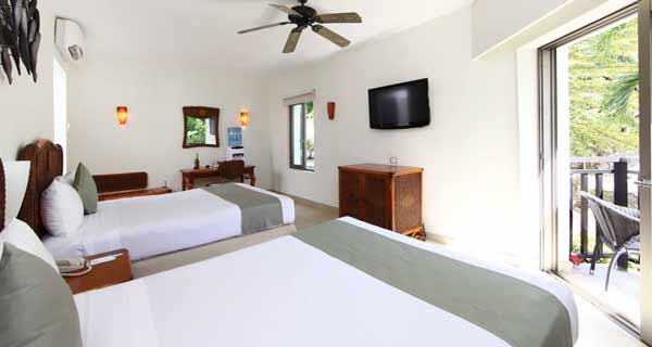 Accommodations - Sandos Finisterra, Cabo San Lucas, Mexico