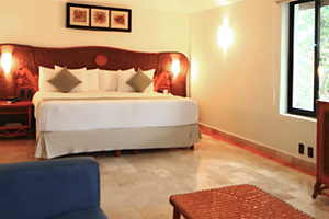 Junior Suite with Jacuzzi - Sandos Caracol Eco Resort - All Inclusive