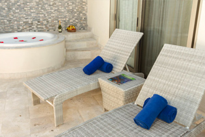 Select Club Adults Only Penthouse - Sandos Caracol Eco Resort and Spa - All Inclusive - Cancun, Mexico