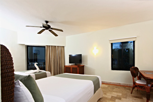 Standard Family Section - Sandos Caracol Eco Resort and Spa - All Inclusive - Cancun, Mexico